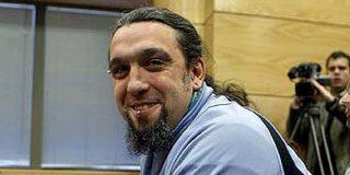 Tres años y seis meses de prisión para el hincha del Olympique por agredir a un policía