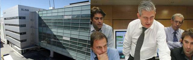 La dirección de El País hace saltar la huelga por los aires sacando a la venta el periódico