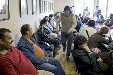 El SAT pide un plan de rescate urgente para los inmigrantes sin techo