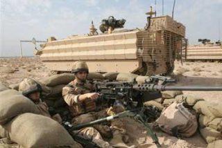 Las fuerzas británicas empezarán a salir de Irak en marzo
