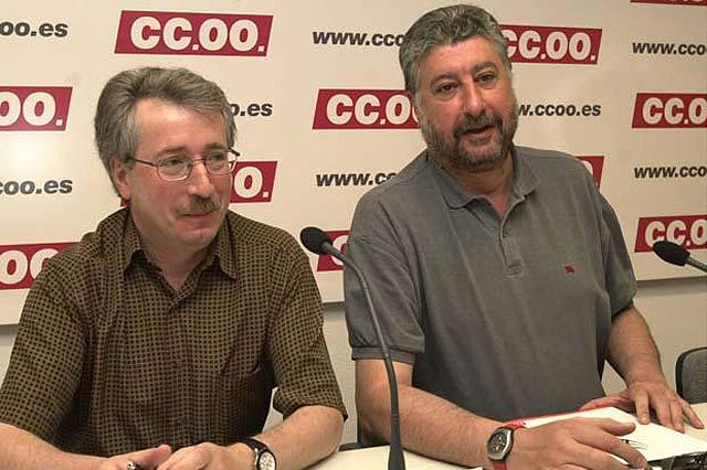 """Ignacio Fernández Toxo: """"Se está jaleando a los sindicatos para provocar una huelga general"""""""