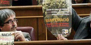 Joan Tardá: Innoble e indigno de su escaño