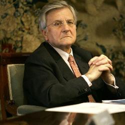 Trichet dice que el Euribor está aún demasiado alto