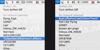 Un hostelero de Amsterdam incita a sus clientes a consumir mediante la WiFi
