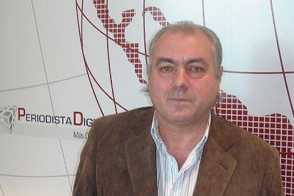 """José Luis Zapico: """"Reforzar la frontera con Francia es clave en la lucha contra ETA"""""""