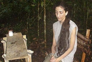 "Ingrid Betancourt: ""La muerte me parece una opción dulce"""