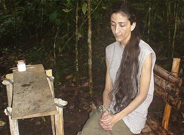 "Ingrid Betancourt está ""muy enferma"""