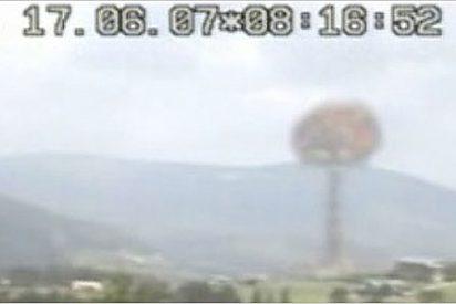 ¿Una explosión nuclear? No hay por qué preocuparse
