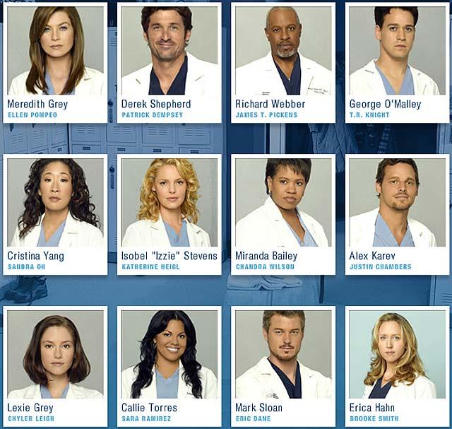 Cinemed: ¿Doctores de Anatomía de Grey enfermos?
