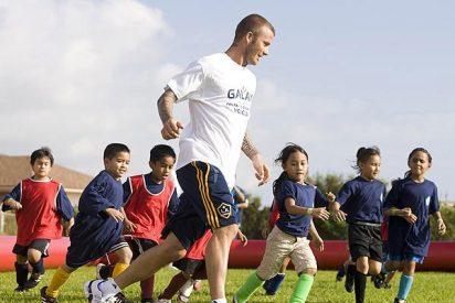 Beckham levanta pasiones en Hawai
