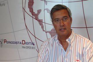 Sáenz de Buruaga desmiente que opte a la dirección general de Telemadrid