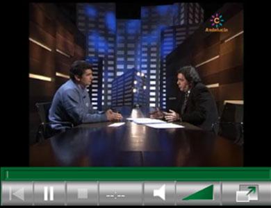 Chaves oculta el debate electoral con Arenas al resto de España