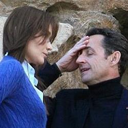 Carla Bruni evoca en su libro su pasión por Sarkozy