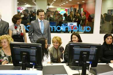 "La Presidenta inaugura la primera ""Casa"" Hispano-Centroamericano de la Comunidad"