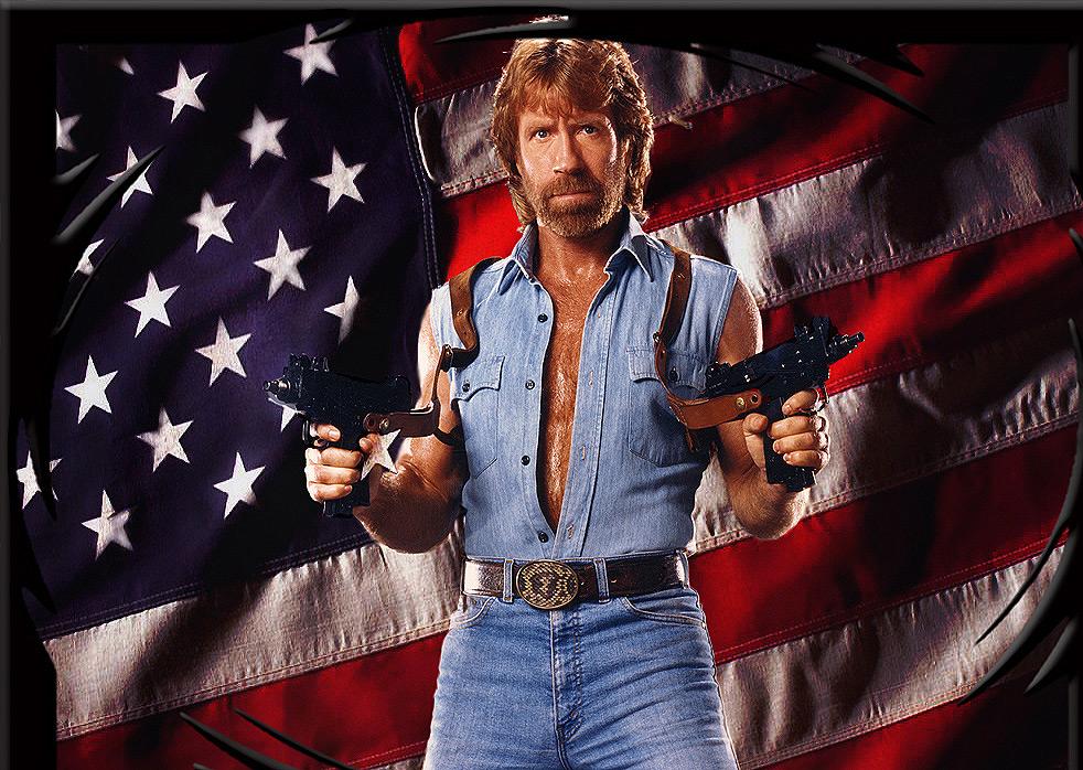 Tú no buscas a Chuck Norris, él te encuentra en Google