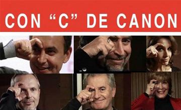 """""""Con C de canon digital"""""""