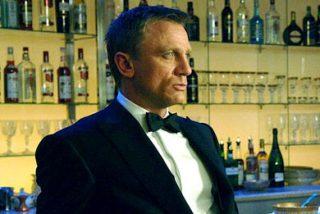 James Bond se lesiona