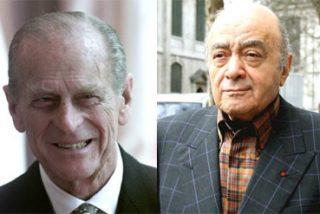 """Mohamed Al Fayed: """"El duque de Edimburgo es un nazi y racista"""""""