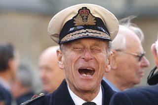"""""""El duque de Edimburgo es un nazi y racista"""""""