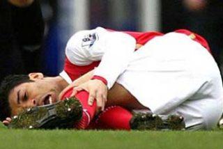Conmoción por la brutal lesión de Eduardo da Silva
