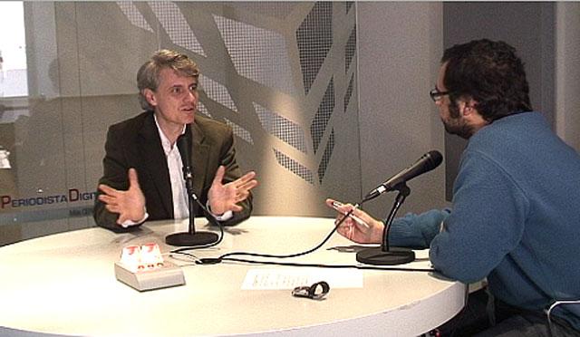 """Fernando Landecho: """"Este es un mensaje claro para los que dialogan con terroristas"""""""