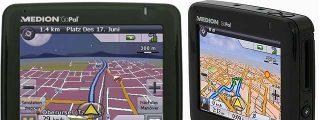 GPS Medion GoPal E3115