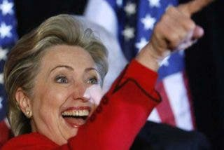 Hillary Clinton gana en California y en Nueva York y Obama en Illinois