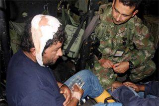 Un campesino secuestrado logra huir de las FARC