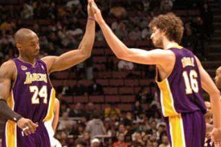 Kobe y Gasol lo hacen de nuevo