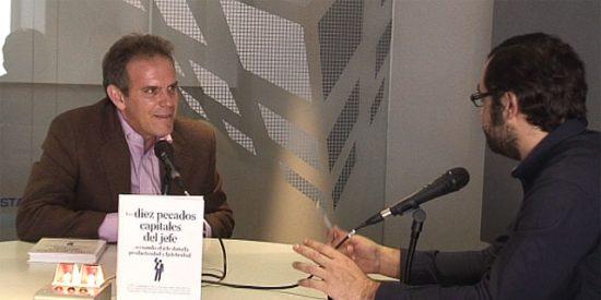 """Leo Farache: """"El jefe es el productor de felicidad más importante de nuestro país"""""""