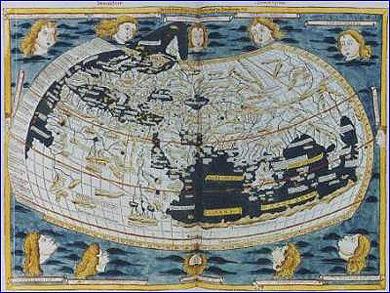 Australia devuelve el mapa robado