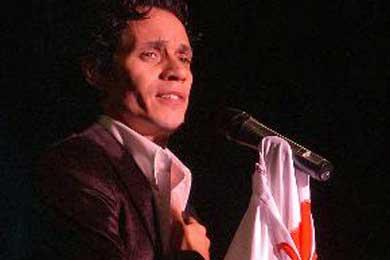 Marc Anthony ofrecerá solo un concierto en Lima