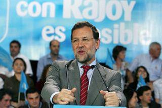Rajoy planea una campaña frenética por las ciudades clave