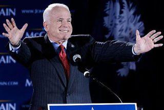Obama y McCain logran en Wisconsin una nueva victoria en las primarias