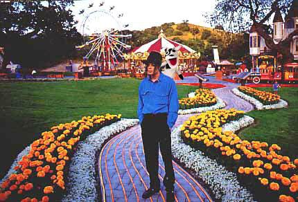 Michael Jackson no quiere vender Neverland