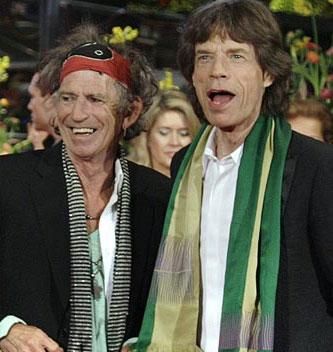 Mick Jagger es un maníaco