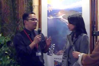 """Verónica Sión, Ministra de Turismo de Ecuador:""""Venimos a potenciar el turismo receptivo"""""""