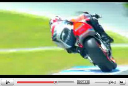 Vete calentando motores porque comienza MotoGP 2008