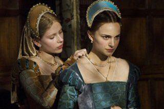 """Natalie Portman, sexy y malvada en """"Las hermanas Bolena"""""""