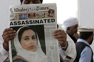 Benzair Bhutto murió por un golpe en la cabeza