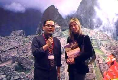 """María José Jorquera: """"El Perú Travel Mart promocionará este año Cuzco y Machu Picchu"""""""