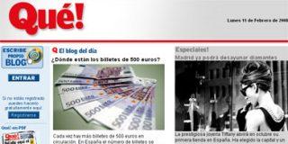 Vocento pretende mejorar la edición digital de Qué!