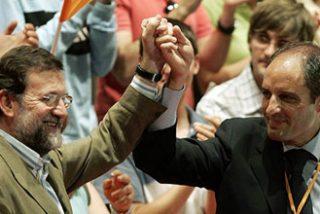 El Partido Popular de Valencia pone en un brete a Rajoy a un mes de las elecciones