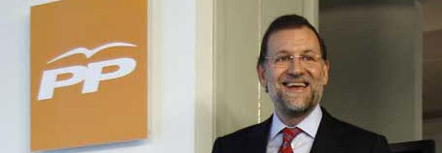 """Rajoy apunta a los titiriteros """"Yo no les voy a dar el canon a los que están muy bien en la vida"""""""