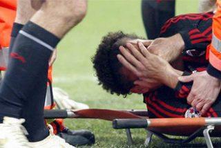 Ronaldo dice adiós a la temporada