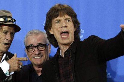 Scorsese contagia su pasión por los Rolling Stones