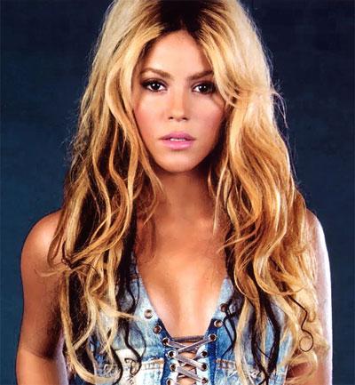 Una cita con Shakira cuesta 10.000 euros
