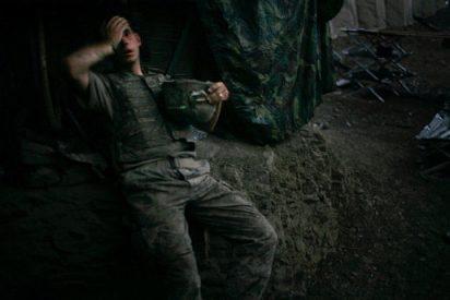 La fatiga del soldado, mejor foto de 2007