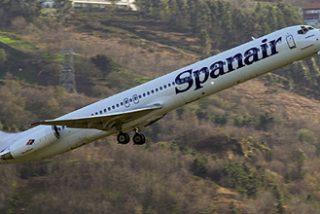 Iberia y Gestair se unen para lanzar una oferta por el total de Spanair