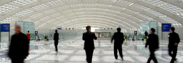 Un aeropuerto de tres kilómetros para Pekín